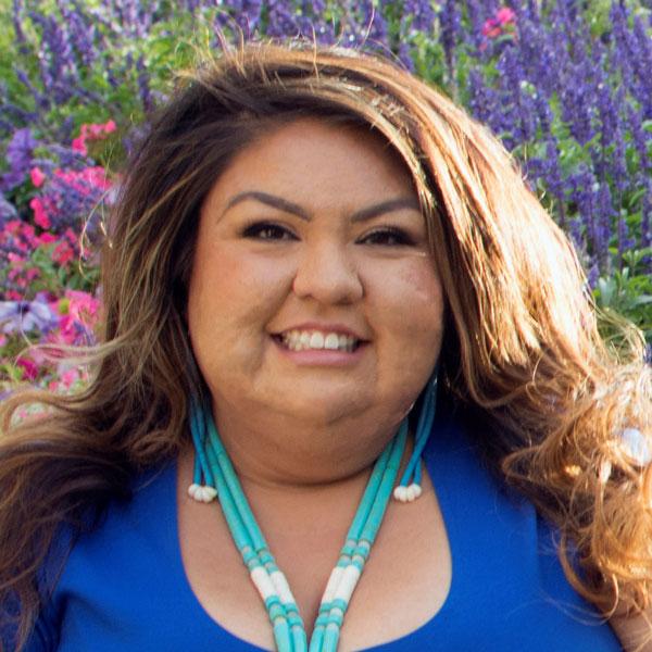 Alina Begay (Navajo)